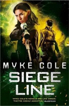 Siege Line (Reawakening Trilogy 3)