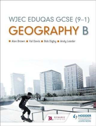 WJEC Eduqas GCSE (9 1) Geography B