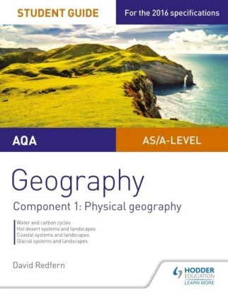 AQA AS/A-level Geography Student Guide: Component 1: Physical Geography