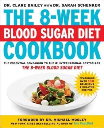 8-Week Blood Sugar Diet Cookbook