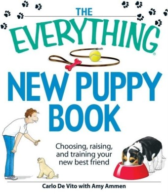 Everything New Puppy Book
