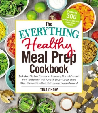 Everything Healthy Meal Prep Cookbook