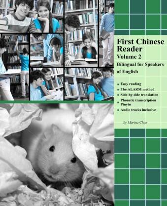 First Chinese Reader Volume 2