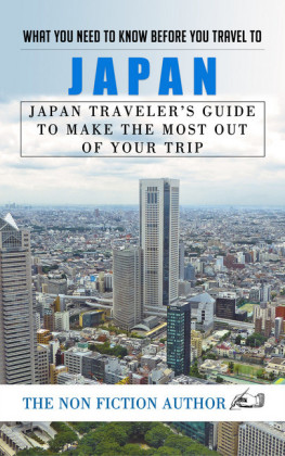 What You Need to Know Before You Travel to Japan