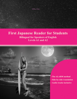 First Japanese Reader for Students