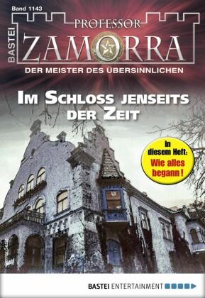 Professor Zamorra 1143 - Horror-Serie