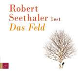 Das Feld, 4 Audio-CDs Cover