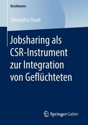 Jobsharing als CSR-Instrument zur Integration von Geflüchteten