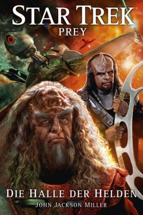 Star Trek - Prey 3: Die Halle der Helden