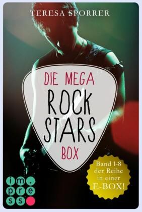 Die MEGA Rockstars-E-Box: Band 1-8 der Bestseller-Reihe (Die Rockstar-Reihe )