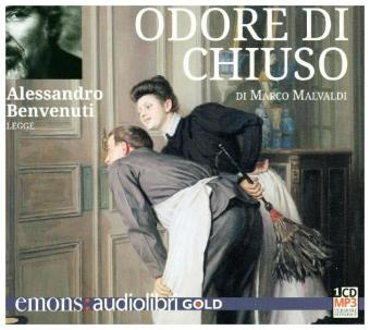 Odore di chiuso, 1 MP3-CD