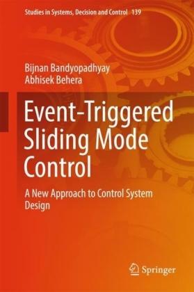 Event-Triggered Sliding Mode Control