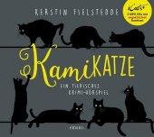 iCats Kamikatze, 2 MP3-CDs, m. Buch
