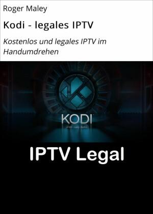 Kodi - legales IPTV