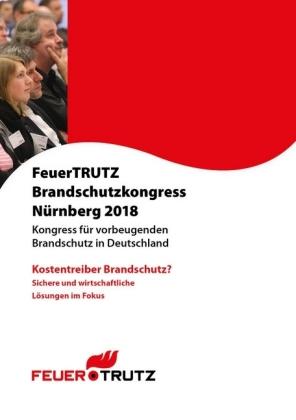 Tagungsband FeuerTRUTZ Brandschutzkongress 2018 - E-Book (PDF)