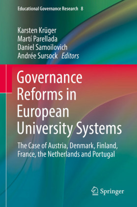 Governance Reforms in European University Systems