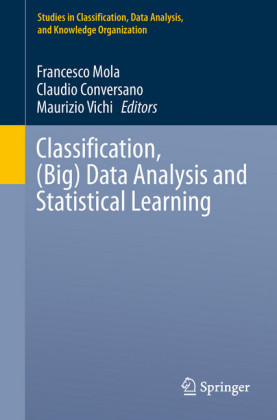 Classification, (Big) Data Analysis and Statistical Learning