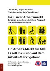Inklusiver Arbeitsmarkt Cover