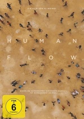 Human Flow Regie: Ai Weiwei, 1 DVD