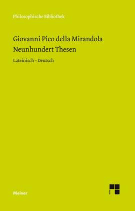 Neunhundert Thesen