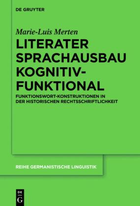 Merten, Marie-Luis: Literater Sprachausbau kognitivfunktional