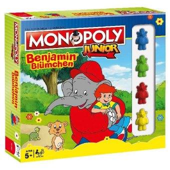 Monopoly Junior, Benjamin Blümchen (Kinderspiel)