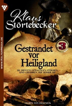 Klaus Störtebeker 3 - Abenteuerroman
