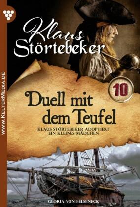 Klaus Störtebeker 10 - Abenteuerroman