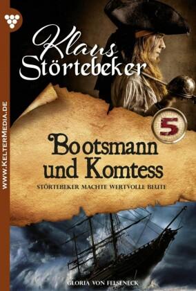 Klaus Störtebeker 5 - Abenteuerroman