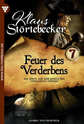 Klaus Störtebeker 7 - Abenteuerroman