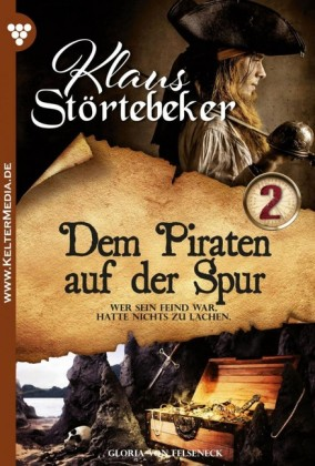 Klaus Störtebeker 2 - Abenteuerroman