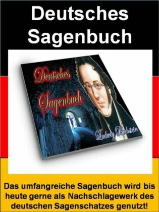 Deutsches Sagenbuch - 999 Deutsche Sagen