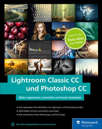 Lightroom Classic CC und Photoshop CC