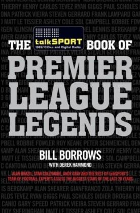 talkSPORT Book of Premier League Legends