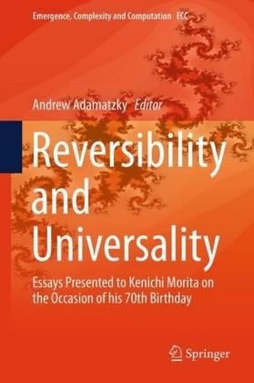 Reversibility and Universality