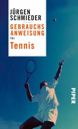 Gebrauchsanweisung für Tennis