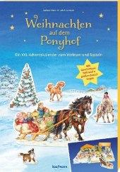 Weihnachten auf dem Ponyhof