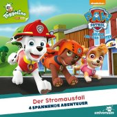 Paw Patrol, 1 Audio-CD
