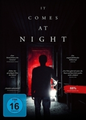 It comes at night, 1 DVD Cover