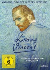Loving Vincent, 1 DVD Cover