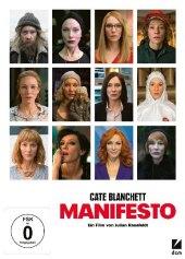 Manifesto, 1 DVD