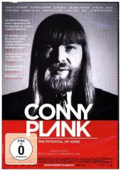 Conny Plank - The Potential of Noise, 1 DVD