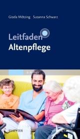 Leitfaden Altenpflege Cover