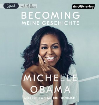 Becoming - Meine Geschichte, 2 MP3-CD