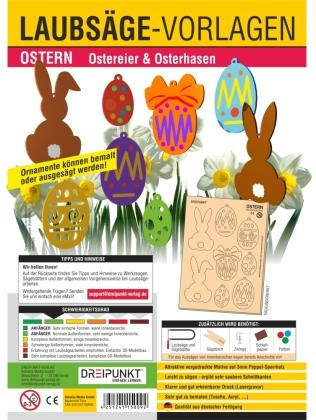Laubsäge Vorlagen Ostern 4251241150092 Sonstiges Basteln