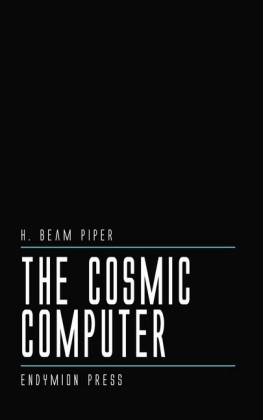 The Cosmic Computer
