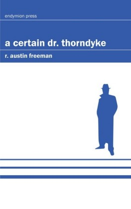 A Certain Dr. Thorndyke