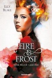 Fire & Frost - Vom Feuer geküsst Cover