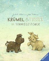 Krümel und Fussel - Im Schneegestöber Cover