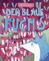 Der blaue Fuchs Cover